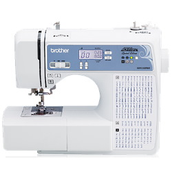 Brother XR9550 Project Runway sewing machine