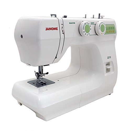 Janome 2212 Front