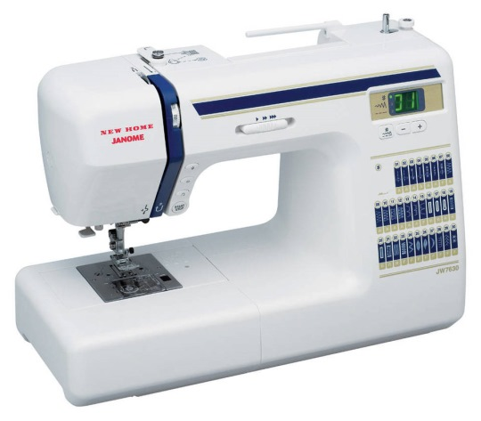 new home janome sewing machine review