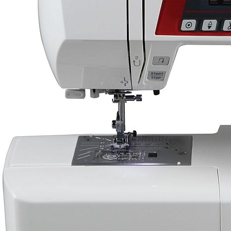 Janome 49360 Close Up