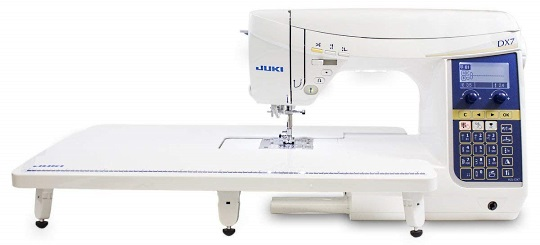 Juki sewing machine work table