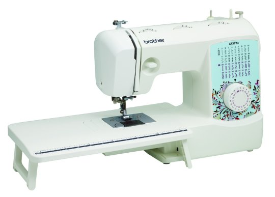 XR3774 with quilting table