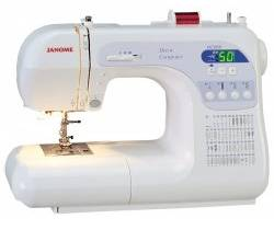 Janome Dc3050 Review