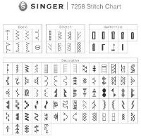 Singer Stylist Stitches